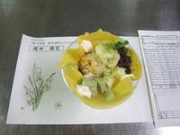 2種類の豆腐アイス